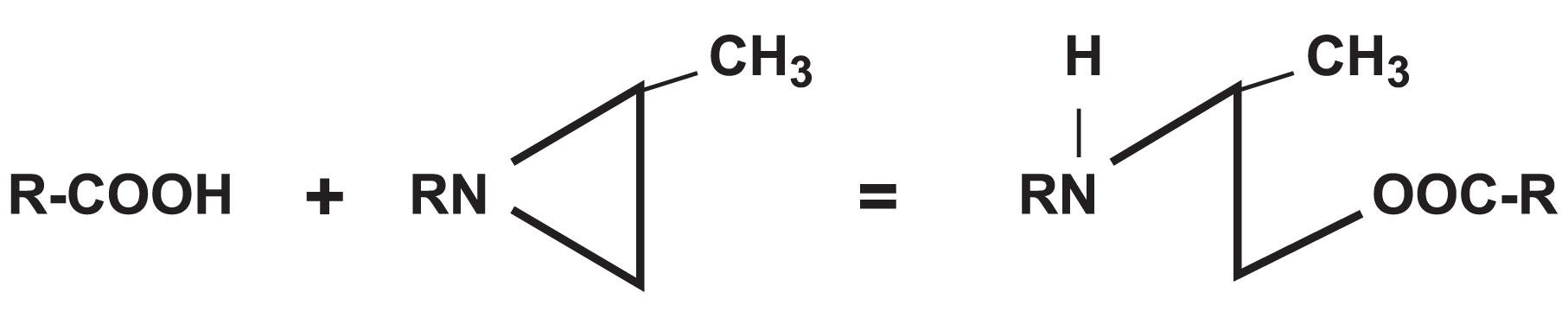 PolyAziridine Reaction Mechanism